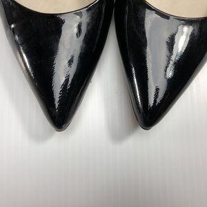 MICHAEL Michael Kors Shoes - Michael Kors black patent leather heels 6.5